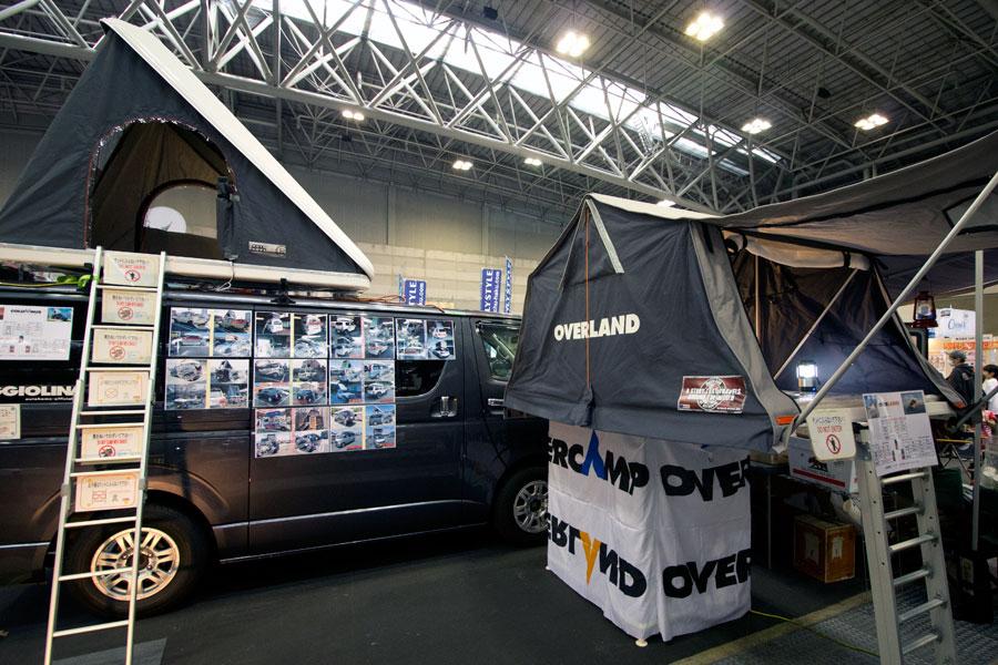 ルーフテントで車中泊の楽しみを広げる!国内外で購入可能なルーフテント