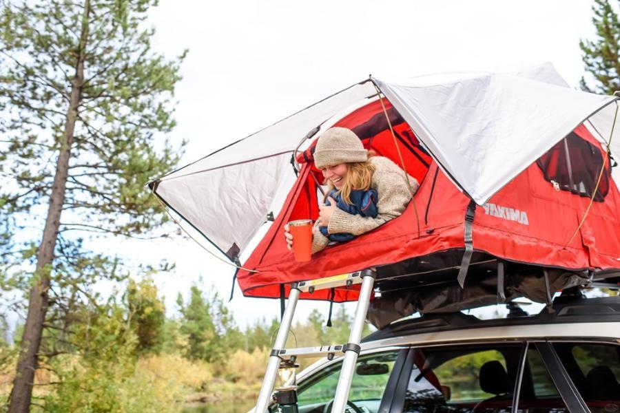 Yakima SkyRise 2 Rooftop Tent
