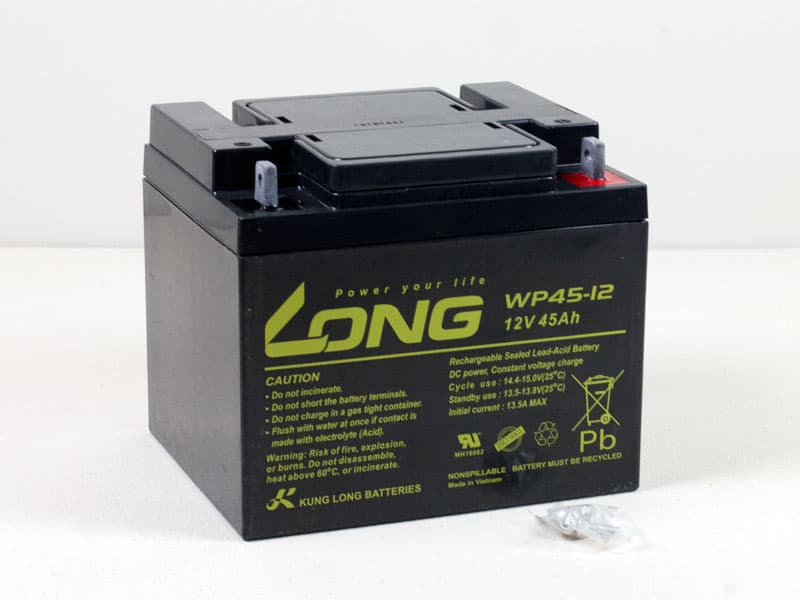 LONG 密閉型バッテリーWP45-12
