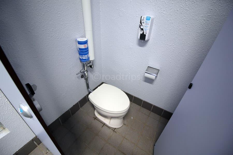 シャワートイレはなし