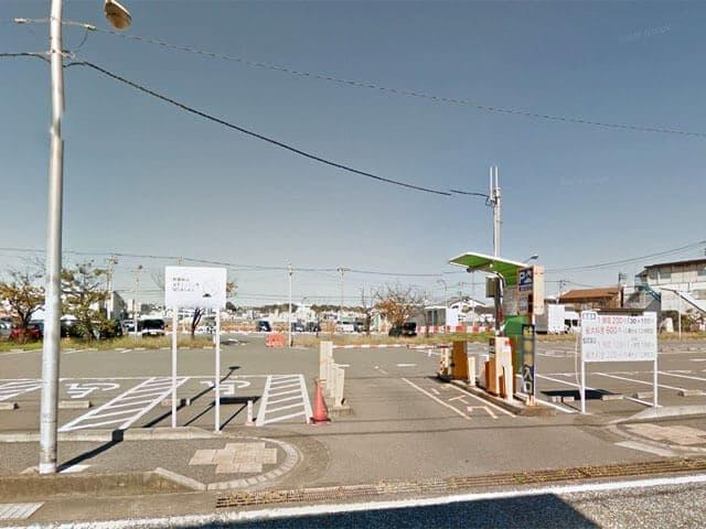城ケ島駐車場(西側駐車場)
