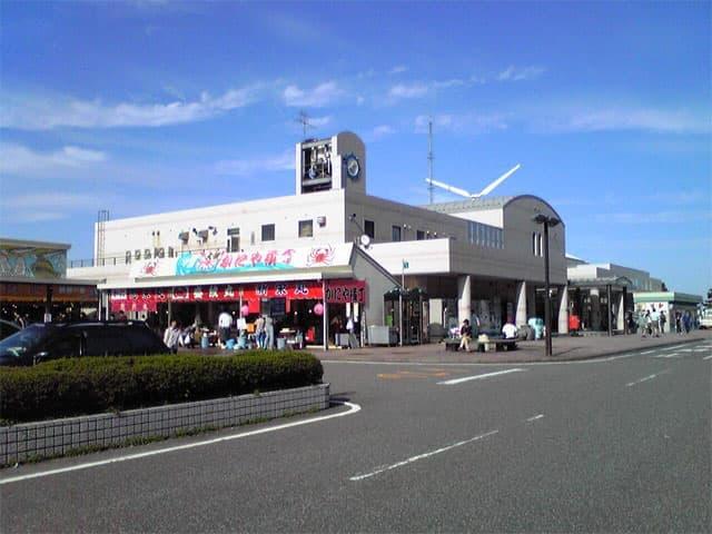 道の駅 能生