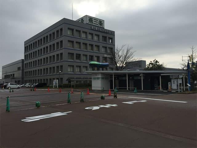 道の駅 燕三条地場産センター