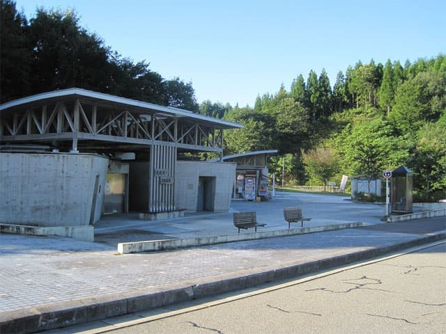 道の駅 桜峠