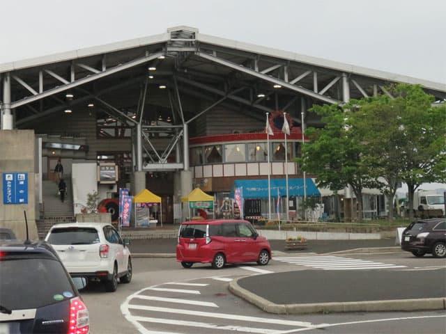 道の駅 能登食祭市場