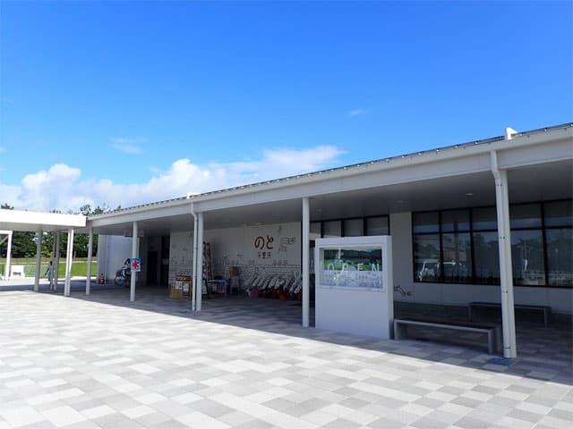 道の駅 のと千里浜(RVパーク併設)