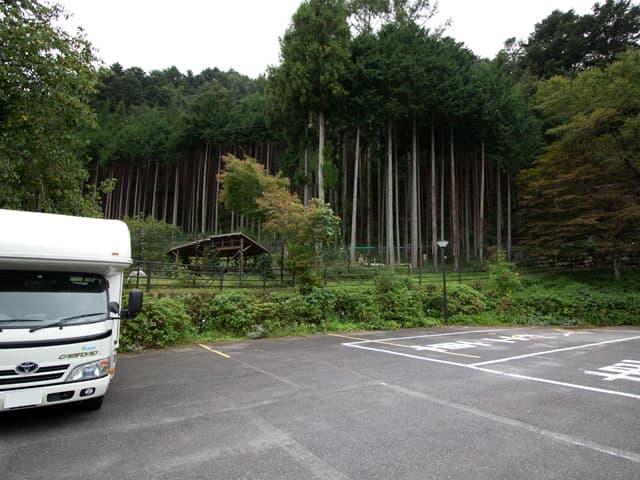 道の駅 こすげ(RVパーク併設)