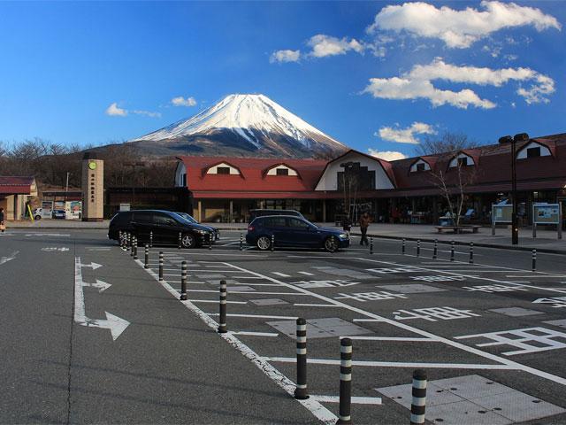 道の駅 朝霧高原の外観写真