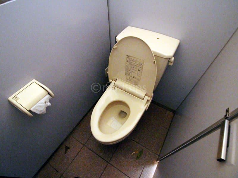 かなりきれいなトイレ