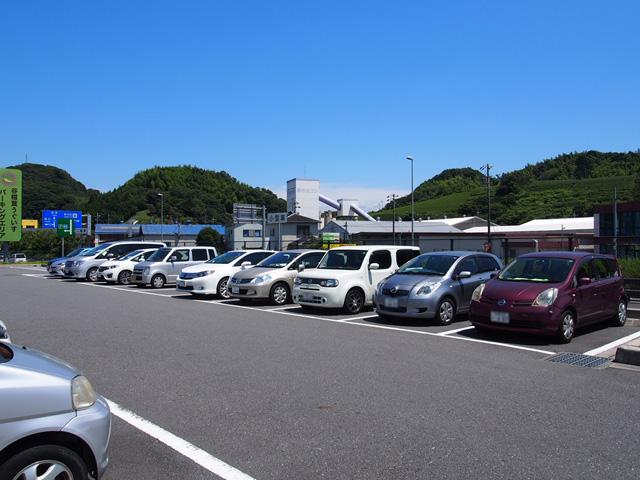 小型車駐車場