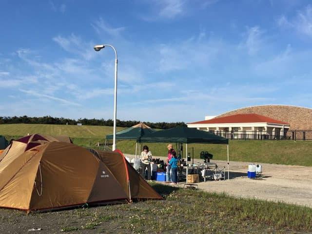 大東温泉シートピアオートキャンプ場