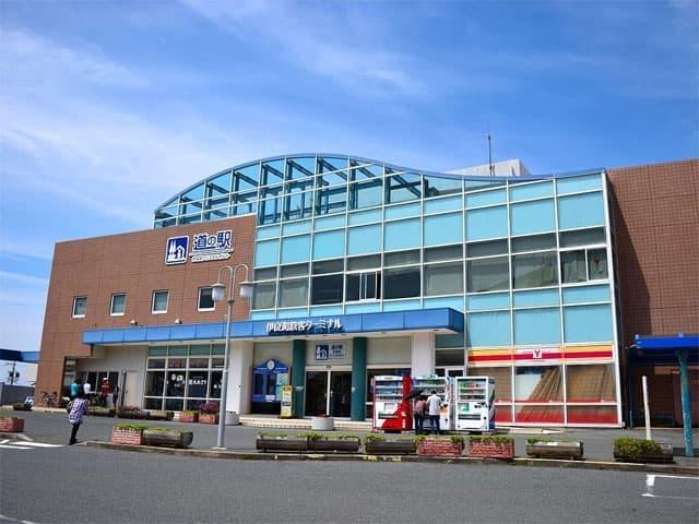 道の駅 伊良湖クリスタルポルト