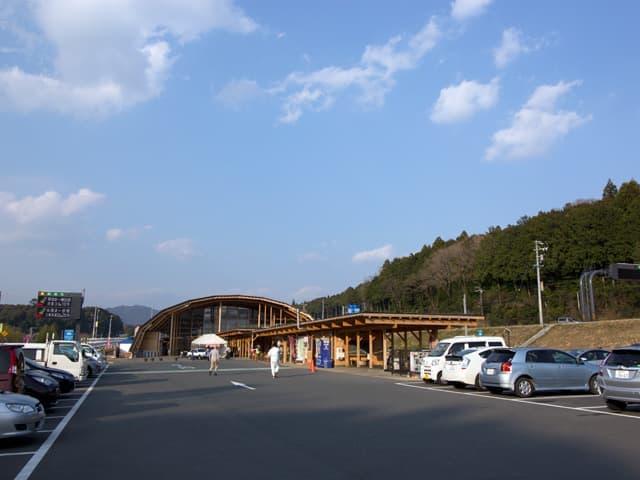 道の駅 もっくる新城