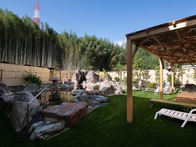 天然温泉ユーユー・カイカンの外観写真