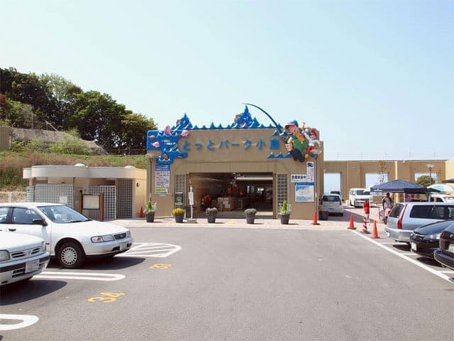 道の駅 とっとパーク小島