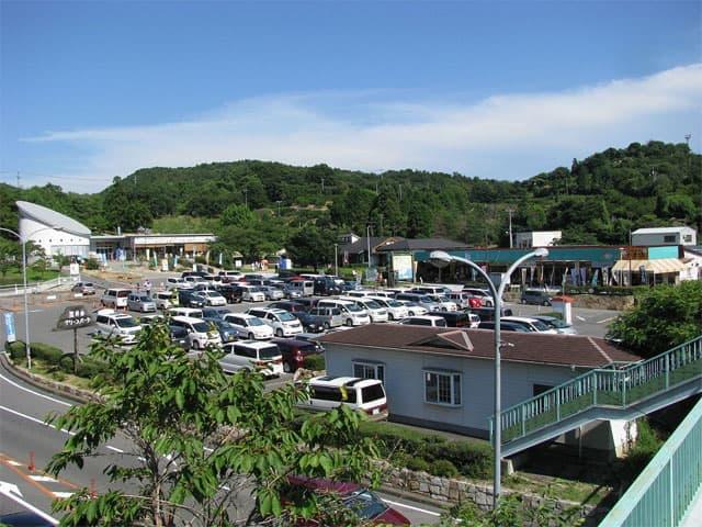 道の駅 黒井山グリーンパーク