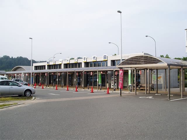 道の駅 舞ロードIC千代田