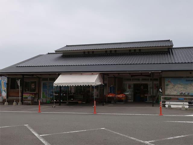 道の駅 萩・さんさん三見