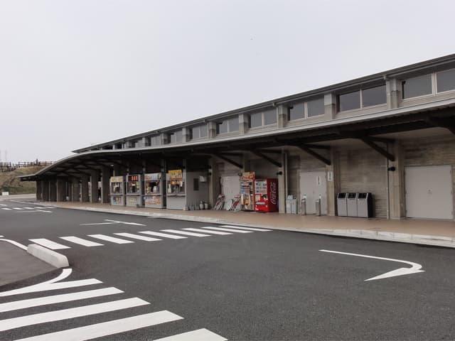 道の駅 北浦街道 豊北