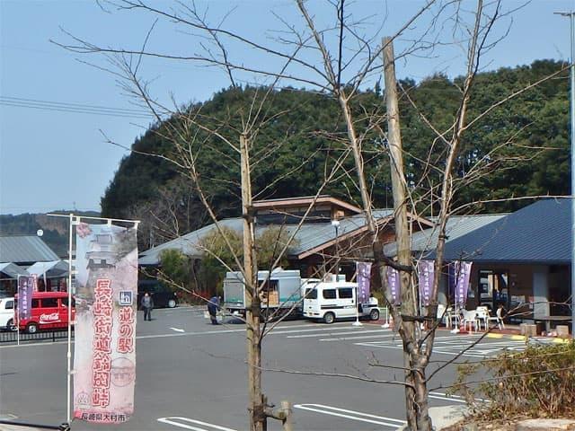 道の駅 長崎街道鈴田峠
