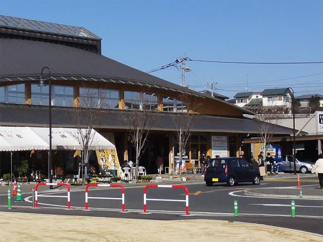 道の駅 うきの外観写真