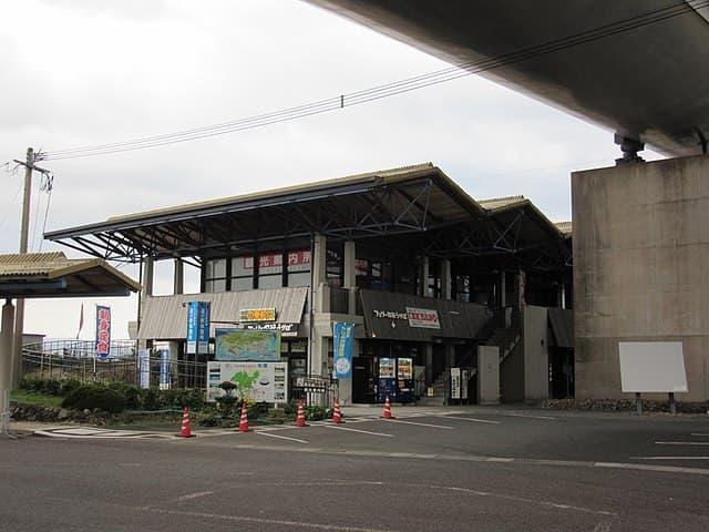 道の駅 うしぶか海彩館の外観写真