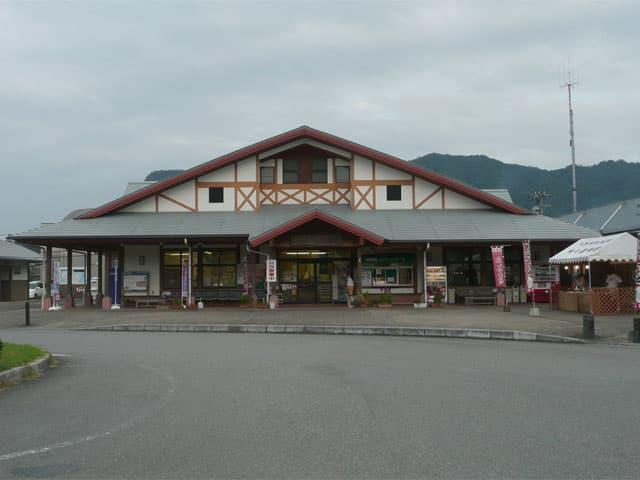 道の駅 とうごう
