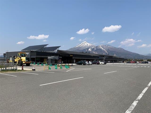 道の駅 猪苗代(RVパーク併設)
