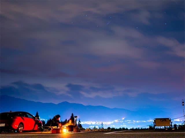 磐梯高原・絶景の猪苗代スキー場RVパークの外観写真