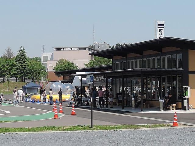 道の駅 サシバの里いちかい